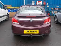 vauxhall algeria vauxhall insignia saloon 2008 onwards pf jones detachable towbar