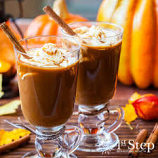 non alcoholic drinks to serve this thanksgiving 1st step