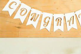 wedding congratulations banner congratulations banner wedding banner baby shower banner