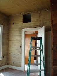 Interior Shiplap Architecture Inspiring House Renovations With Door Molding And