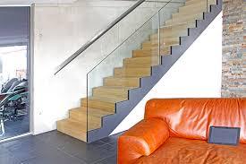 gerade treppe gerade treppe als faltwerktreppe kliegl treppenbau