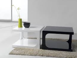 modrest p209a modern black coffee table contemporary dark w thippo