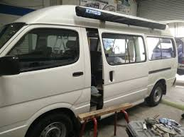 first project 2004 toyota hiace commuter 14 seater high roof