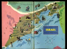 Map Program Israel American Geographical Society Around The World Program
