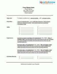 Word 2010 Resume Template Microsoft Word Resume Template U2013 Resume Examples