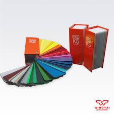 Color Shade by Aliexpress Com Buy 2016 Sale Original Ral Color Shade Card