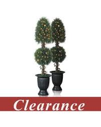 cyber monday special two 39 potted arborvitae royal artificial