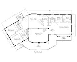 east grand floor plan ward cedar log homes