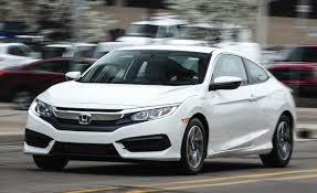 honda civic 2016 coupe 2016 honda civic coupe 2 0l manual test u2013 review u2013 car and driver