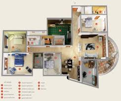 4 bedroom apartment floor plans 50 best 4 bedroom apartment house plans images on pinterest floor