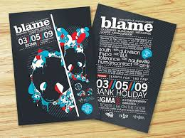 Brochure Ideas Design Picnic Flyer Ideas 25 Stunning Examples Of Nightclub Party