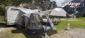 Inflatable Awnings For Motorhomes Drive Away Awnings Just Pitch It Vango Airbeam Inflatable