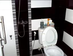 Desain Kamar Mandi Warna Hitam Putih | desain kamar mandi minimalis warna hitam putih rumah bagus minimalis