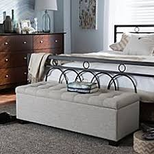 christopher knight home hastings tufted fabric ottoman bench hastings tufted fabric storage ottoman bench by christopher knight