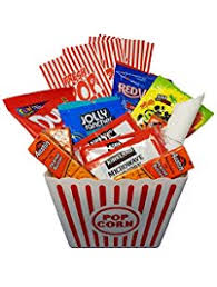 Snack Basket Delivery Amazon Com Snack Gifts Grocery U0026 Gourmet Food