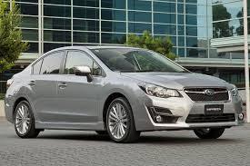 subaru cars prices 2018 subaru wrx and wrx sti price and features announced