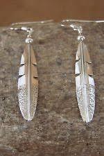 silver feather earrings sterling silver feather earrings ebay