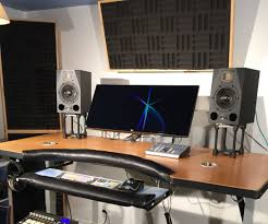 Diy Ergonomic Desk Ergonomic Sound Design Workstation