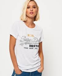 womens t shirts stylish t shirts for superdry