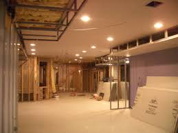 Partially Finished Basement Ideas Best Partially Finished Basement Ideas Cagedesigngroup
