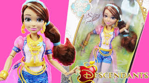 disney descendants genie chic audrey doll daughter princess