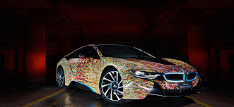 Bmw I8 Night - the bmw i8 futurism edition photo gallery autoblog