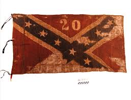 Battle Flag Of The Army Of Tennessee Descendants Battle Of Nashville Preservation Society Inc