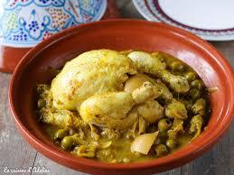 recette cuisine poulet tajine de poulet aux olives et citron confit la cuisine d adeline