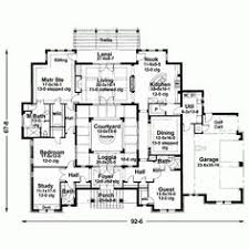 central courtyard house plans drumlanrig castle floor plans castles palaces