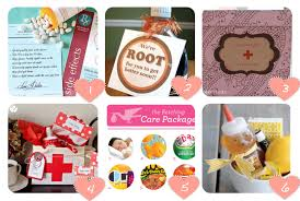 care package for someone sick 58 easy creative ways to cheer up a loved one free printables