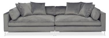 Cordoba 2 Piece Sectional by Moda 2 Piece Sofa Gray Value City Furniture And Mattresses
