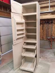 kitchen pantry idea build your own kitchen pantry diy cabinet plans organization