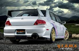 mitsubishi lancer gts jdm mitsubishi product categories gramsstyling co uk