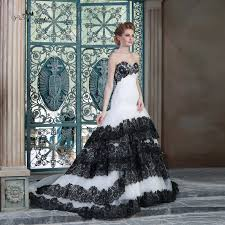 popular black wedding dress buy cheap black wedding dress lots