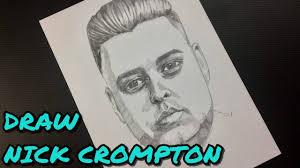 drawing nick crompton england is my city team 10 speed