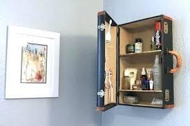 small bathroom medicine cabinets medicine cabinets for small bathrooms decorative corner mirrored