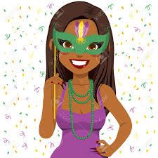 mardi gras masks for women beautiful american woman wearing mardi gras mask