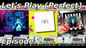 let u0027s play perfect project diva future tone episode 2 youtube