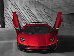 car lamborghini red lamborghini aventador sv red cars9 info