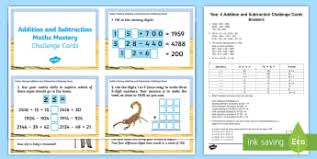 mastery year 4 primary resources ks2 maths primary page 1
