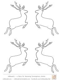free reindeer clipart reindeer crafts reindeer crafts u0026 print