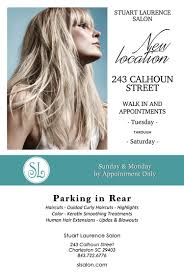 stuart laurence salon charleston hair salon haircuts highlights