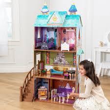 kidkraft disney frozen arendelle palace dollhouse walmart com