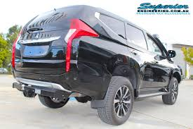 mitsubishi pajero sport mitsubishi pajero sport wagon black 71504 superior customer vehicles