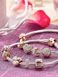 bracelet rose metal images Bestselling pandora designs are now captured in the unique pandora png