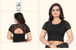 trendy blouses designer blouse in surat gujarat india indiamart