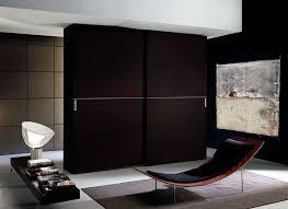 bedroom stunning mirrored sliding door italian design bedroom