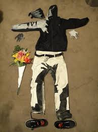 Skateboard Halloween Costumes Halloween Costume Banksy U0027s Flower Thrower