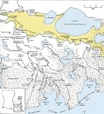 Parish Map Of Louisiana by Bayou Lafourche French Louisiana Historic And Cultural Vistas