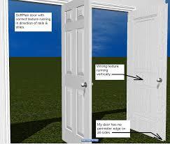 Advanced Overhead Door by Custom Garage Door Opening Tutorial Softplan 2014 Softplan